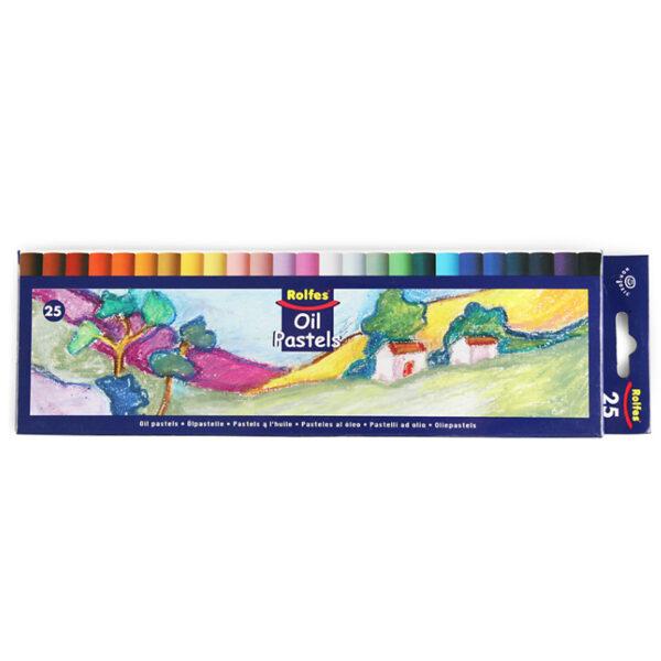 Oil Pastel 25 feature