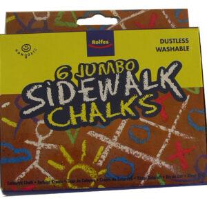 Sidewalk-Chalk-White