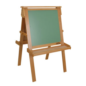 Children easel natural feature