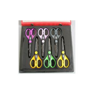 Craft Scissors set of 6 feature