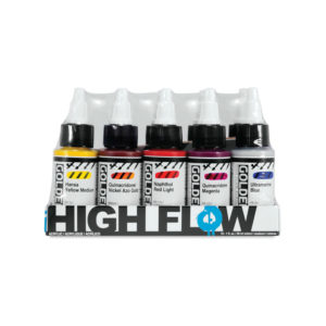 High flow feature set