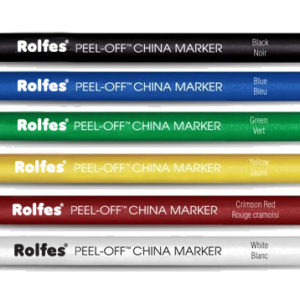 Rolfes China-Markers