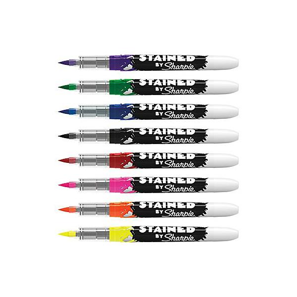 sharpie fabric markers