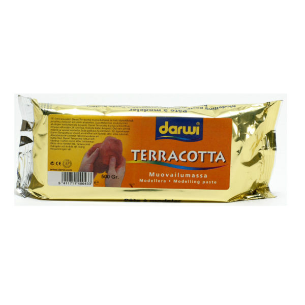 Terracotta feature