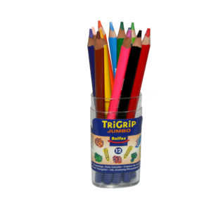 Trigrip Coloured Pencils