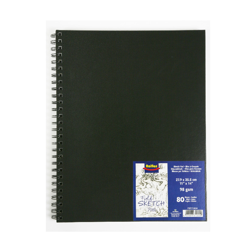 Rolfes® Field Sketch Pad