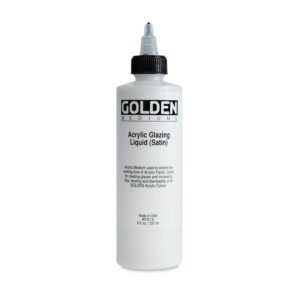 Golden Glaze Satin