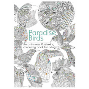 Paradise birds cover