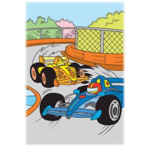 Racing car AA